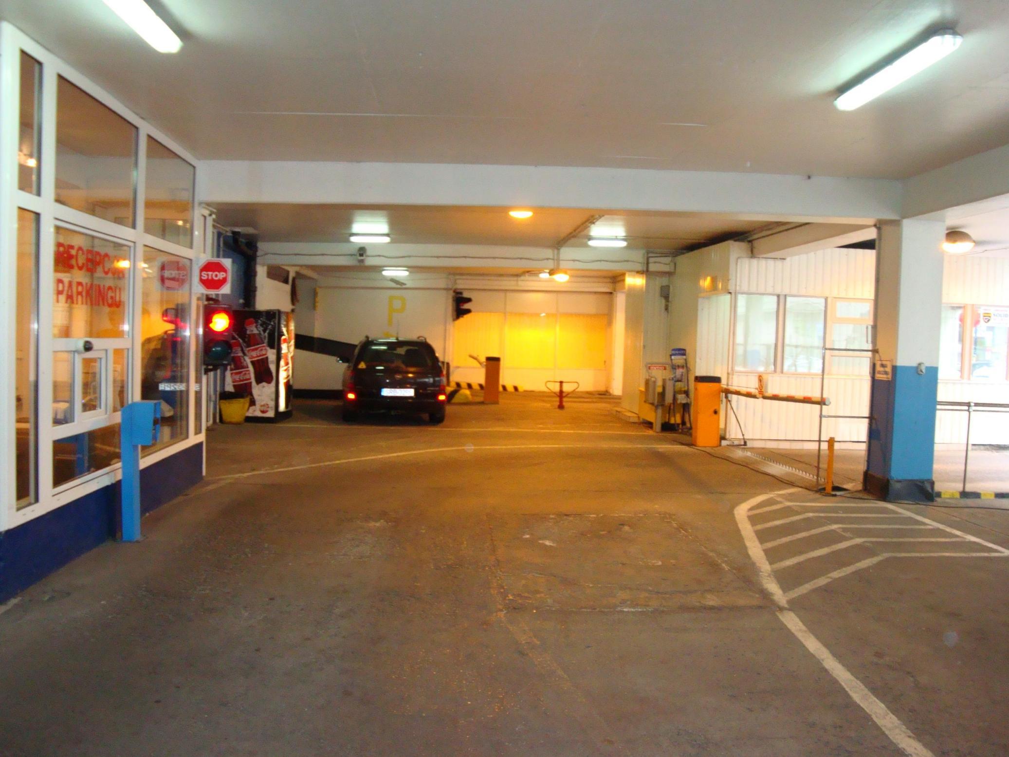 Roba Capital Parking Warszawa system parkingowy 2